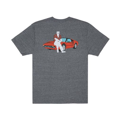 Picture of Nermal P.I Tee Heather Grey