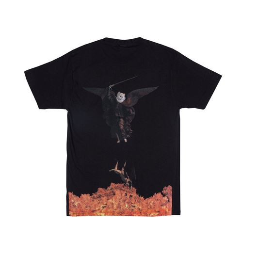 Picture of Hell Pit Tee Black