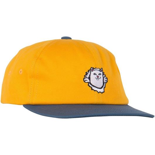 Picture of Nermamaniac Strapback Blue / Gold