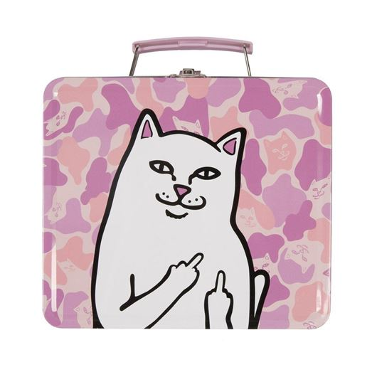 Picture of Nermal Camo Lunch Box Pink Camo