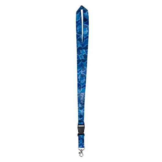 Picture of Nermal Camo Lanyard Blue Camo