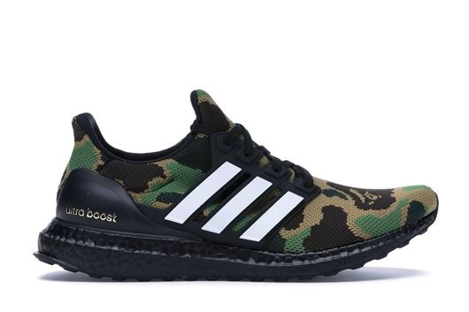 Picture of adidas Ultra Boost 4.0 Bape Camo