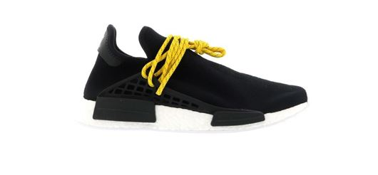Picture of adidas NMD HU Pharrell Human Species Black