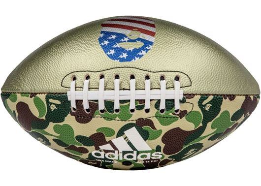 Picture of Bape x adidas Football Green
