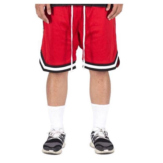Picture of Jordan Ball Shorts Red Flora