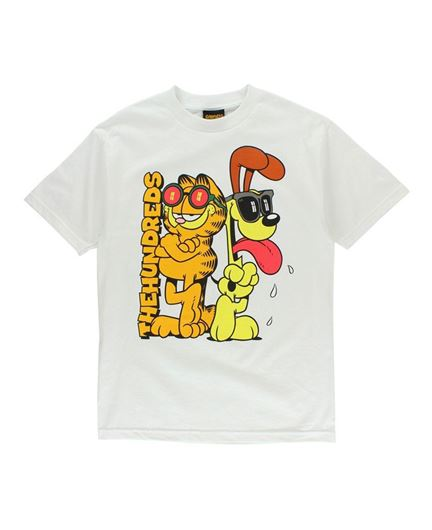 Picture of Garfield Odie T-Shirt White