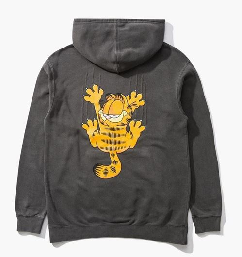 Picture of Garfield Bar Pullover Pigment Black