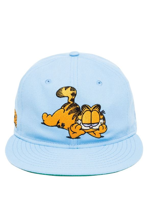 Picture of Garfield Snapback Light Blue