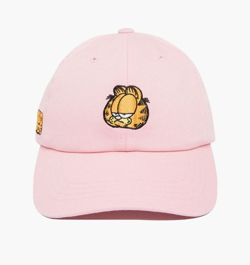 Picture of Garfield Mood Dad Hat Light Pink