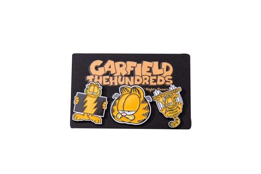 Picture of Garfield Pin Set Multi
