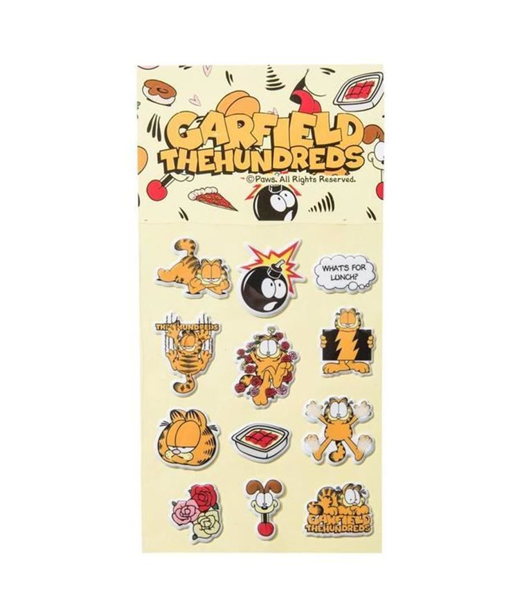 Picture of Garfield Sticker Pack Multi