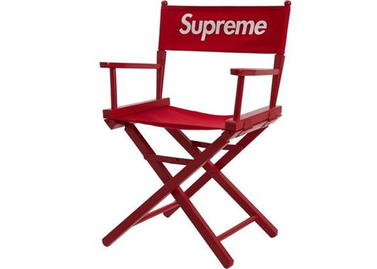 Picture of Supreme Director's Chair Red
