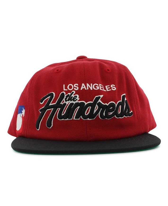 Picture of Team Two Snapback S18 Red