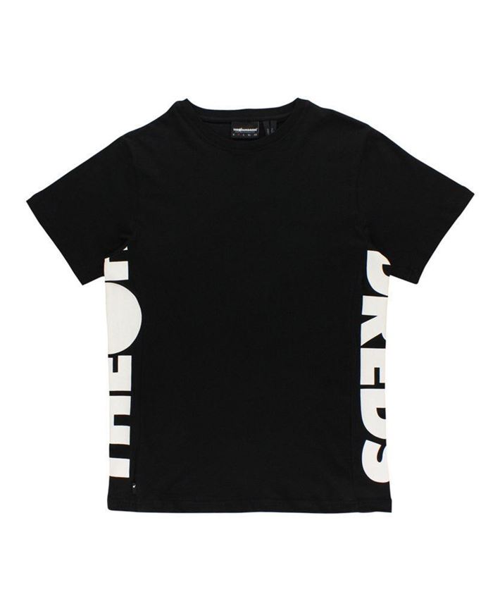 Picture of Sideways SS t-shirt Black