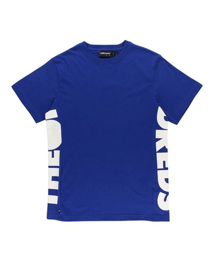 Picture of Sideways SS t-shirt Blue