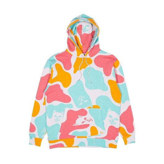 Picture of Oversize Camo Hoody Multi