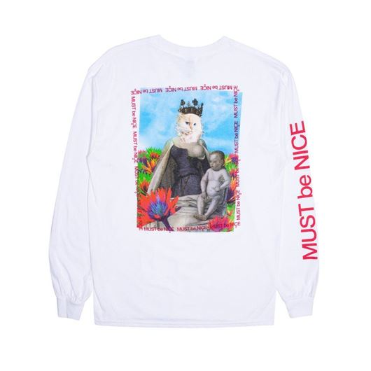 Picture of Fouquet Madonna L/S White