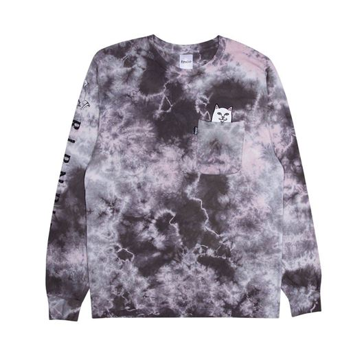 Picture of Lord Nermal L/S Light Pink Mineral Wash