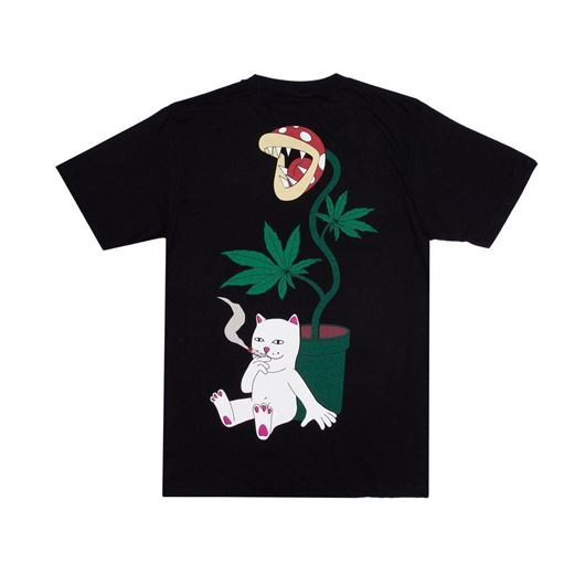 Picture of Herb Eater Tee Black