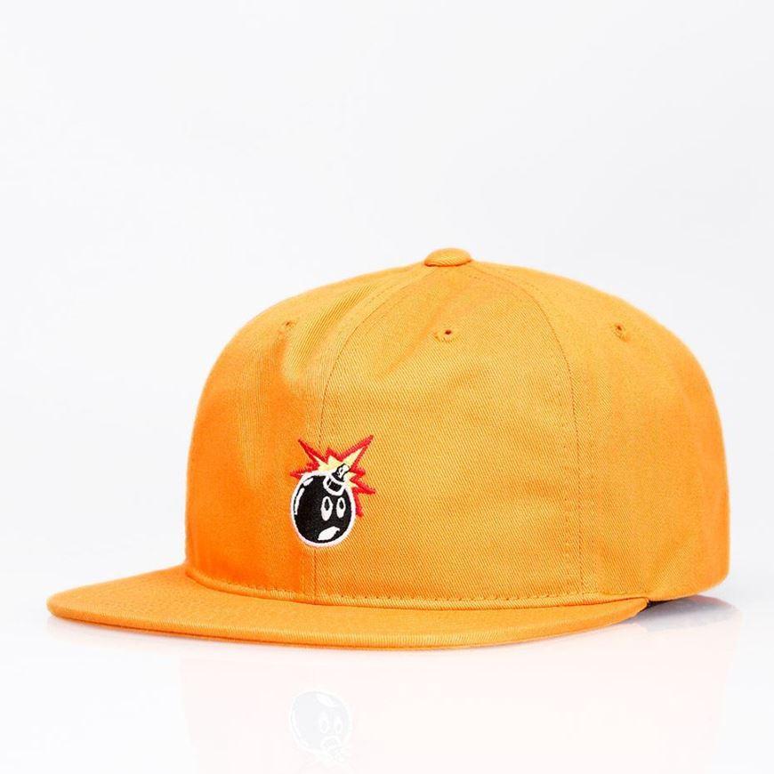 Picture of Crate Snapback Orange