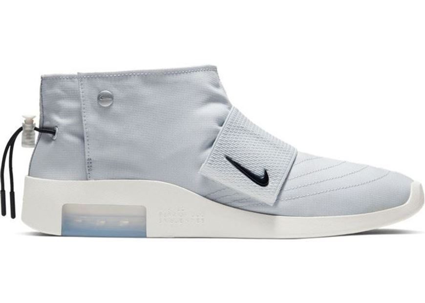 00259053 Picture of Air Fear Of God Moccasin Pure Platinum