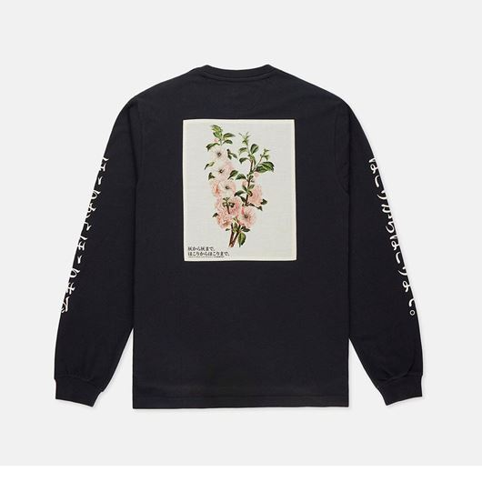 Picture of ASHES 2 ASHES L/S Black
