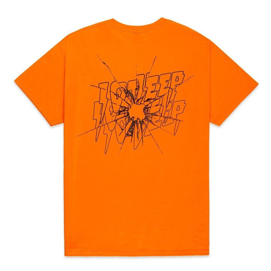 Picture of RICOCHET S/S TEE NEON ORANGE