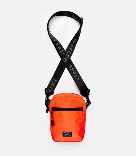 Picture of DVSN SATCHEL NEON ORANGE
