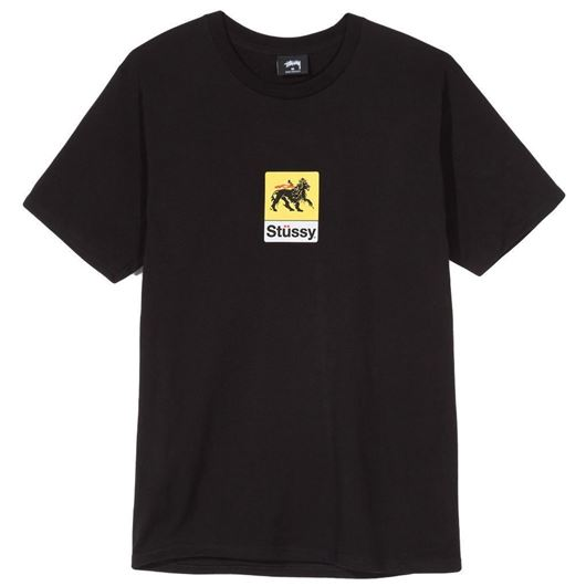 Picture of LEONE TEE Black