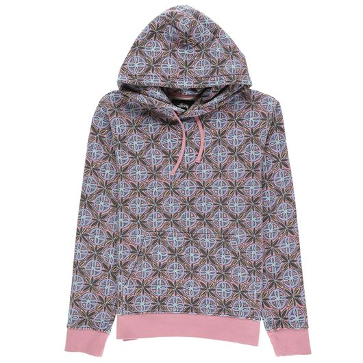 Picture of VINTAGE BURLY HOODIE Rose