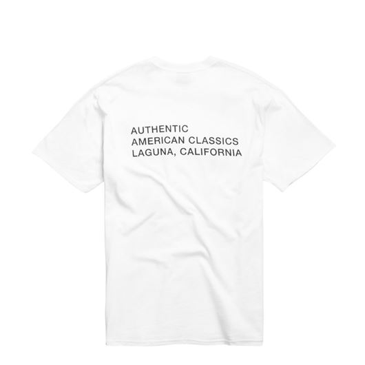 Picture of AMERICAN CLASSICS TEE White