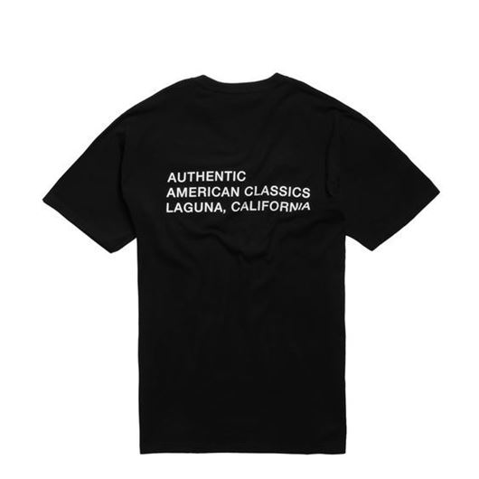 Picture of AMERICAN CLASSICS TEE Black