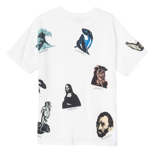 Picture of GALLERY TEE White