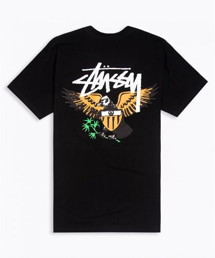 Picture of EAGLE TEE Black