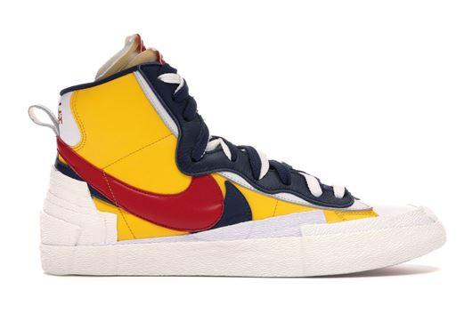 Picture of Nike Blazer High sacai Snow Beach