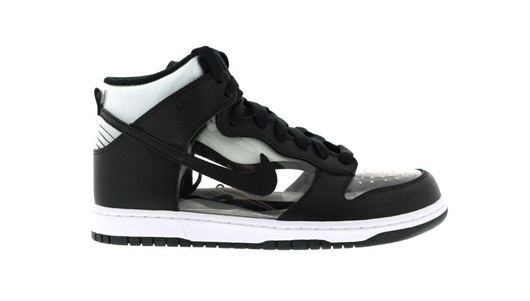 Picture of Nike Dunk High Comme Des Garcons Clear