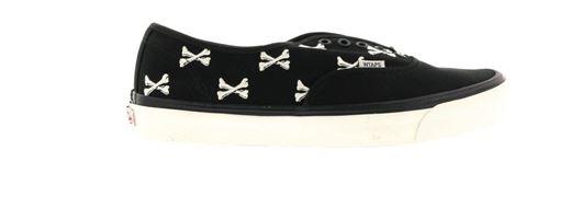 Picture of Vans Authentic WTAPS Black Crossbones