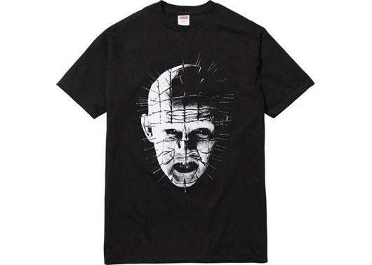 Picture of Supreme Hellraiser Pinhead Tee Black