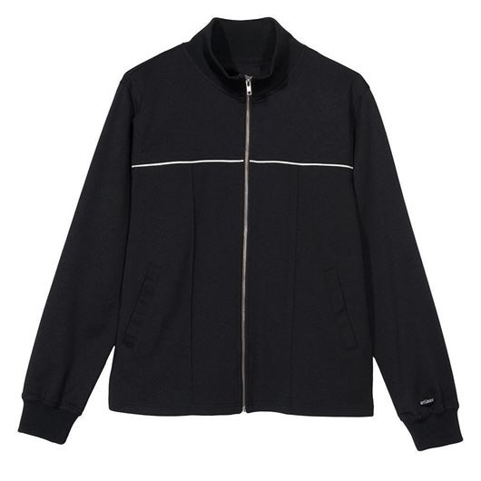 Picture of POLY TRACK JACKET Black