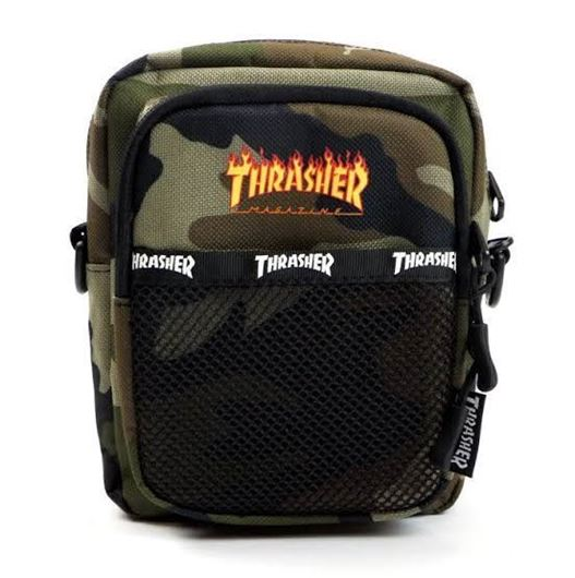 Picture of FLAME MESH SHOULDER BAG Camo