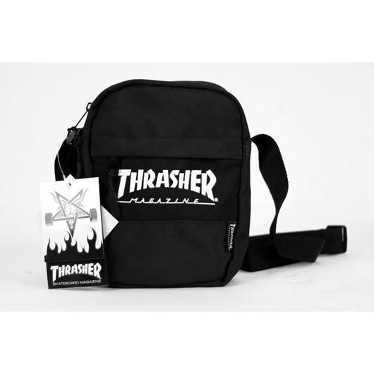 Picture of HOMETOWN SHOULDER BAG Black