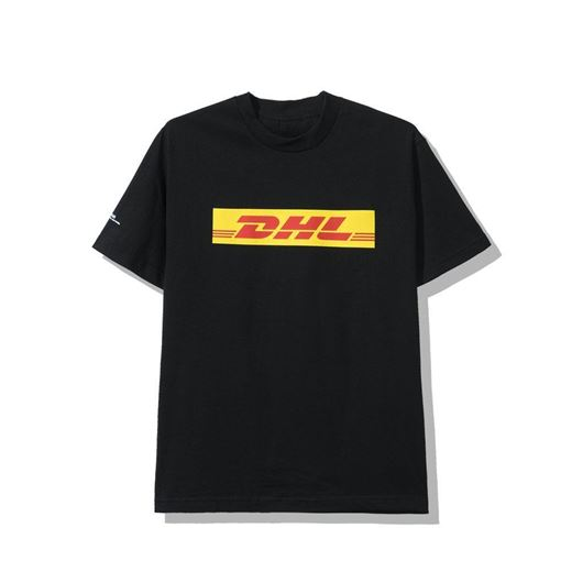 Picture of DHL X ASSC Black Tee