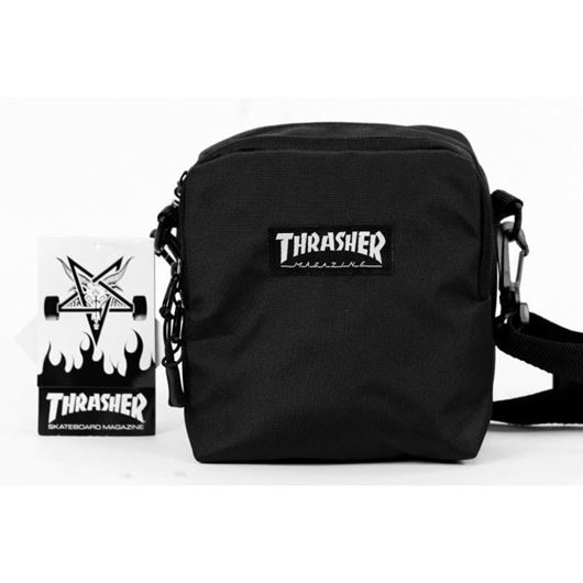 Picture of HOMETOWN MINI SHOULDER BAG Black