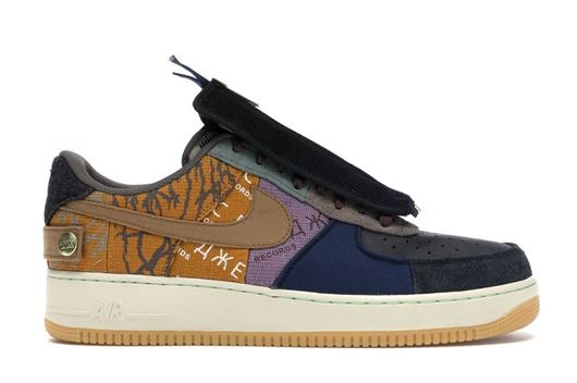 Picture of Air Force 1 Low Travis Scott Cactus Jack