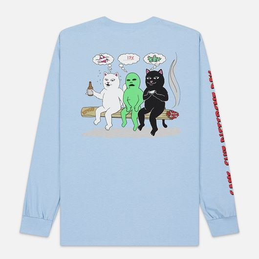 Picture of Same Dreams LS Light Blue