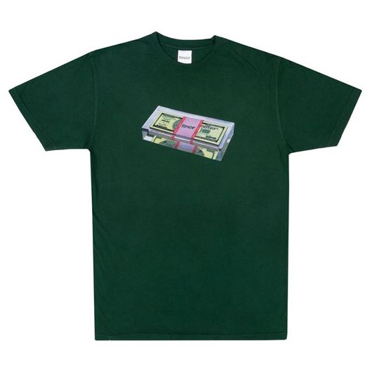 Picture of Fat Stack Tee Hunter Green