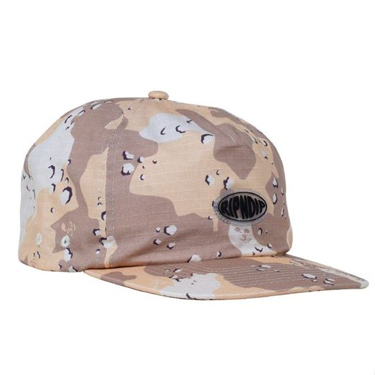Picture of Nerm Camo 5 Panel Hat Choc Chip Camo