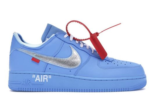 Picture of Air Force 1 Low Off-White MCA University Blue