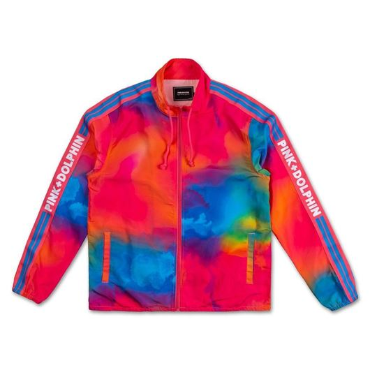 Picture of TROPIC BREEZE WINDBREAKER Pink