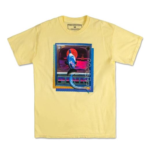 Picture of DOLPHIN TUBE TEE Yellow